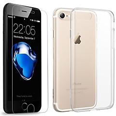 Esr dla jabłko iphone 7 osłona ekranu hartowanego szkła 3d anty przedniej ochrony ekranu z 1pcs przypadku telefonu