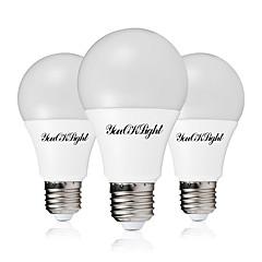 12W LED Λάμπες Σφαίρα 26 SMD 5730 1000 lm Θερμό Λευκό Ψυχρό Λευκό V 3 τμχ