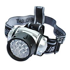 Hoofdlampen LED 600 Lumens 4.0 Modus LED Batterijen niet inbegrepen Noodgeval Super Light voor Kamperen/wandelen/grotten verkennen