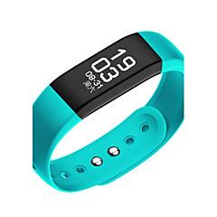 Dames Heren Sporthorloge Slim horloge Digitaal Compass Afstandsbediening Waterbestendig Hartslagmeter Communicatie Rubber BandZwart Blauw