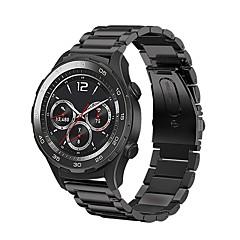 Edelstahl-Metall-Ersatz-Armband-Armband für huawei Uhr 2 Sport-Version (nicht für klassische Version) -20mm