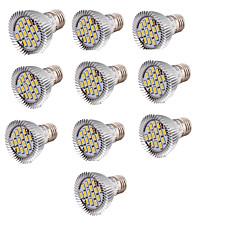 6W Spot LED 15 SMD 5630 700 lm Blanc Chaud AC 85-265 V