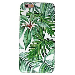 Til iPhone X iPhone 8 Etuier Mønster Bagcover Etui Træ Blødt TPU for Apple iPhone X iPhone 8 Plus iPhone 8 iPhone 7 Plus iPhone 7 iPhone