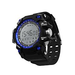Inteligentny zegarekWodoszczelny Długi czas czuwania Spalone kalorie Krokomierze Rejestr ćwiczeń Sportowy Kamera/aparat Śledzenie