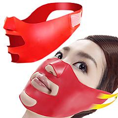 1 개 합성 새로운 베개 마스크 리프팅 벨트 벨트,솔리드 3D 노벨티