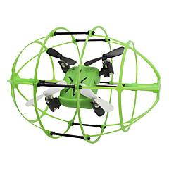 Drón M69 4 Csatorna - LED Világítás RC Quadcopter USB kábel Rotorlapát