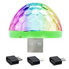 Oświetlenie bożonarodzeniowe Noc LED Light Światła USB-5W-USB Smart Kontroler głośności - Smart Kontroler głośności
