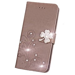 Case for Sony Xperia L1 XA1 Ultra Wallet Rhinestone Embossed Pattern Case for Sony XA1 XA Ultra XA X performance XZ Premium X XZ X COMPACT Z5 Z4 Z3 Z2