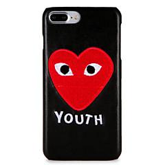 tok Apple iPhone 7 plus / 7 fedél minta hátlapot esetben szó / kifejezés szív kemény pc iphone 6s plus / 6 + / 6s / 6