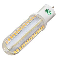 YWXLight® 1PCS 8W G12 128 LED 2835SMD 700-800 Lm Warm White Cold White Natural White Decorative LED Bi-pin Lights AC 220-240V