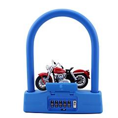 Jasitlock 20999 κωδικός πρόσβασης ξεκλείδωτη 5 ψηφία κωδικός πρόσβασης ποδηλάτων κλειδαριά dail κλειδώματος κωδικού πρόσβασης