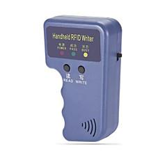 Kézi 125kHz-es RFID-kártya-replikátor-replikátor 3-as kulcskarikával 3 azonosító kártyával