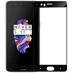 Karkaistu lasi Teräväpiirto (HD) 9H kovuus Räjähdyksenkestävät Naarmunkestävä Koko laitteen suoja OnePlus