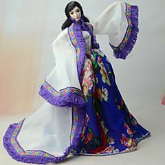 Dresses&Skirts Dress For Barbie Doll Coat Dress For Girl's Doll Toy