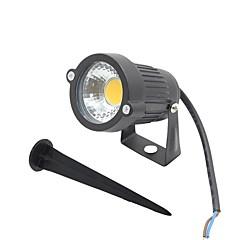 Reflektory LED Obrotowa 1 COB 300-400 lm Ciepła biel Zimna biel Czerwony Niebieski Zielony AC 85-265 DC 12 AC 12 V 1 sztuka