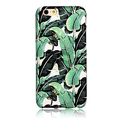 Käyttötarkoitus iPhone X iPhone 8 kotelot kuoret Kuvio Takakuori Etui Puu Pehmeä TPU varten Apple iPhone X iPhone 8 Plus iPhone 8 iPhone