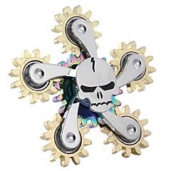 Stresszoldó pörgettyűk Kézi Spinner Búgócsiga Játékok Játékok Újdonság EDC Focus Toy