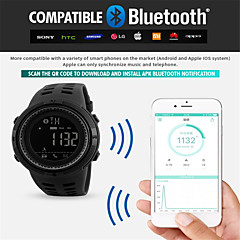 SKMEI   Smart Watch Bluetooth Pedometer Calories Chronograph Fashion Outdoor Sport Watches Smart Watches