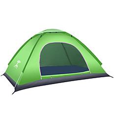 2 személy Sátor kemping sátor Automatikus sátor Meleg Vízálló mert CM Oxford