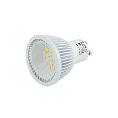 6W E14 GU10 GX5.3 E26/E27 B22 LED Spotlight 15 SMD 2835 0-380 lm Warm White Cool White Natural White Dimmable AC 220-240 AC 110-130 V