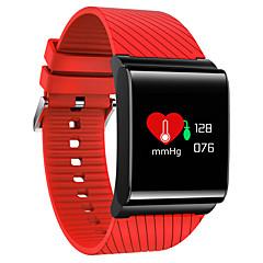 Inteligentny zegarekDługi czas czuwania Spalone kalorie Krokomierze Rejestr ćwiczeń Sportowy Pulsometr Ekran dotykowy Śledzenie