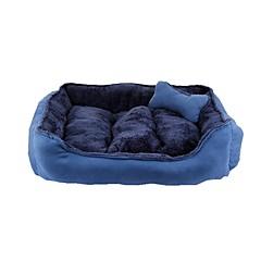 Köpek Yataklar Evcil Hayvanlar Potalar Kahve Kırmzı Mavi Haki Herhangi Bir Renk