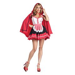 코스프레 코스츔 가면 동화 코스프레 페스티발/홀리데이 할로윈 의상 기타 빈티지 드레스 에이프런 망토 탄가 할로윈 카니발 여성 탄성