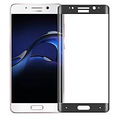 زجاج مقسي حامي الشاشة إلى Huawei هواوي ماتي 9 برو حامي كامل للجسم 2.5Dحافة منعظفة مقاومة الحك