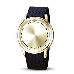 Męskie DZIECIĘCE Sportowy Modny Unikalne Kreatywne Watch Zegarek na nadgarstek Chiński Kwarcowy LED Ekran dotykowy Wodoszczelny Punk