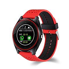 Slimme armbandWaterbestendig Lange stand-by Verbrande calorieën Stappentellers Logboek Oefeningen Camera Touch Screen Afstandsmeting