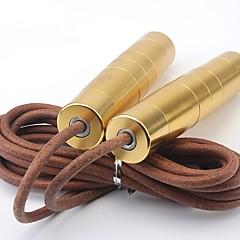 Saltar la cuerda / cuerda que salta Ejercicio y Fitness Durabilidad Salto Ayuda a perder peso Plásticos Alambre de acero de primavera-