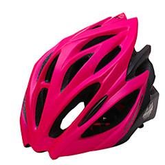 Belirlenmemiş Unisex Bisiklet Kask 23 Delikler Bisiklet Yol Bisikletçiliği Bisiklete biniciliği Seyahat Güvenlik Tek Beden