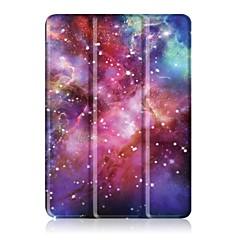 Festési minta háromszoros pu bőr tok lenovo lapra 4 10 (tb-x304fn) 10,1 hüvelykes tabletta pc