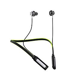 Ht1 trådløs vandtæt hovedtelefon bluetooth headset stereo sport hovedtelefoner nakkebånd trådløs hovedtelefon bluetooth øretelefon mic