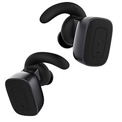 Q5 echte draadloze oordopjes bluetooth koptelefoon met mic handsfree oproepen lichtgewicht stereo zweetvrije oortelefoon voor sport en