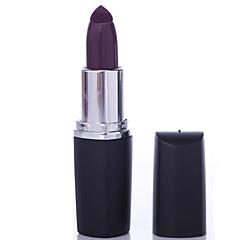 Lipsticks Mat Stick Langdurig Verheldering Zwart Fade Bruin Zilver Rood Goud Bordeaux roze