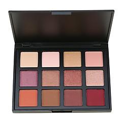 Paleta de Sombras Mate Brilho Paleta da sombra PóMaquiagem para o Dia A Dia Maquiagem para Dias das Bruxas Maquiagem de Festa Maquiagem