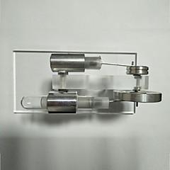 Motor Motor Modeli Stirling Makinası Ekran Model Eğitici Oyuncak Bilim ve Keşif Oyuncakları Oyuncaklar Makina Kendin-Yap Parçalar