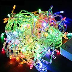 Karácsonyi fények 30m / 200leds led húr 220v üdülési / party / esküvő / új év lakberendezési ingyenes szállítás eu