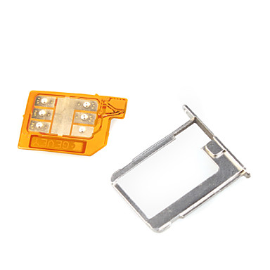 Gevey Turbo Sim Card For Unlock iPhone 4/4S