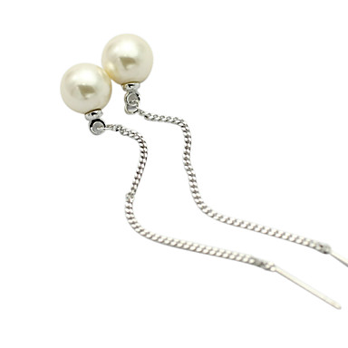 Simple Pearl Ear Line