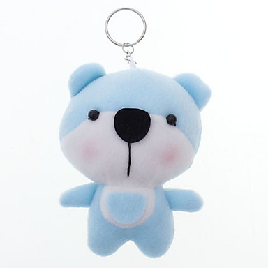 Bear Doll Shaped Style Pendant (Assorted Colors)
