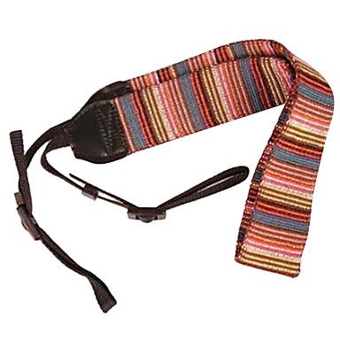 NEW Fashion Vintage Hippie Knit camera strap Neck strap for DSLR