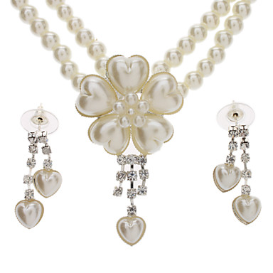 Conjuntos de perlas vintage