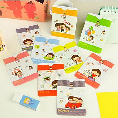 Sweet Momoi Girl Card Holder(Random Color)
