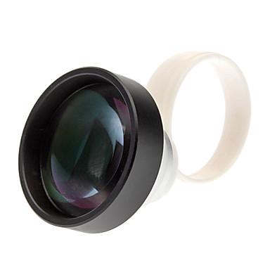 d tachable 5x super t l objectif avec pochette pour t l phone portable et appareil photo. Black Bedroom Furniture Sets. Home Design Ideas
