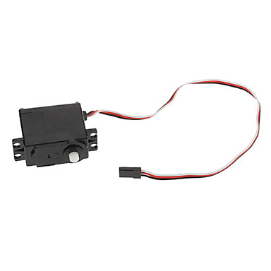 360 Degree Rotary Steering Servo