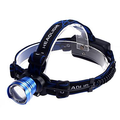 Iluminaci n linternas de cabeza led 1200 lumens 3 modo - Linternas de cabeza ...