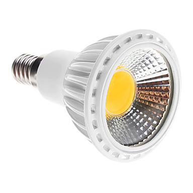 5W E14 Faretti LED 1 COB 450-480 lm Bianco caldo AC 100-240 V del 1355652 2017 a €12.99