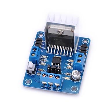 Diy D108057 L298n Motor Driver Controller Board Module For